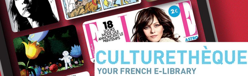 Culturetheque header